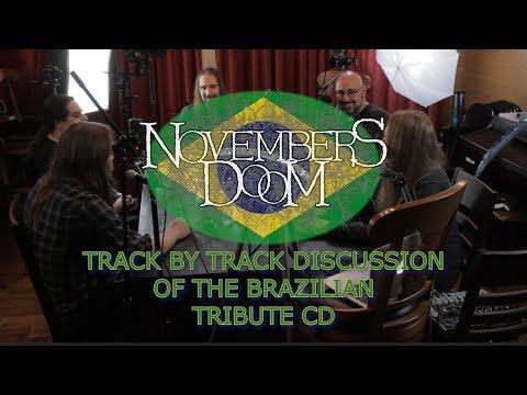 Novembers Doom Brazilian Tribute CD Discussion mp3