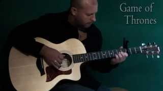 Game of Thrones (Fingerstyle Guitar)