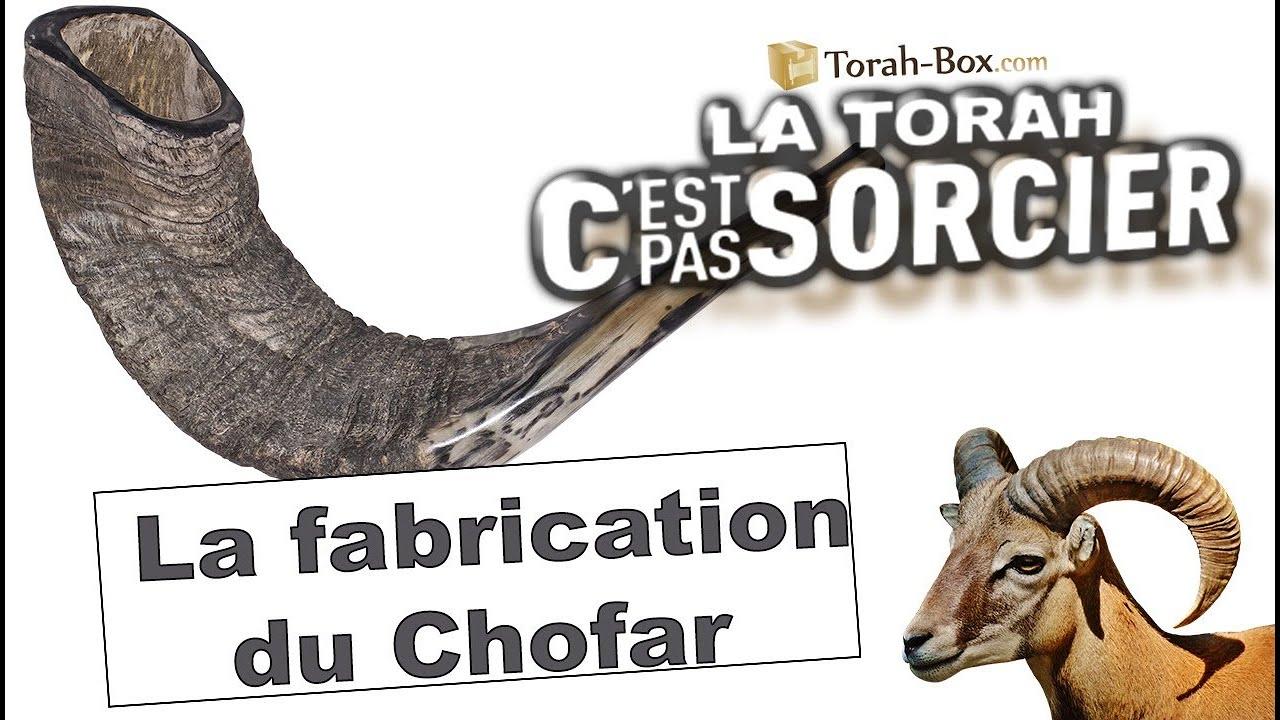La Torah, c'est pas sorcier : Fabrication d'un Chofar