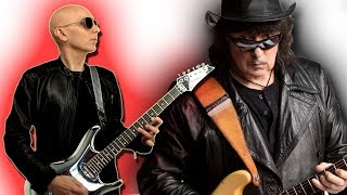 Joe Satriani REACTS To Ritchie Blackmore CRITICISM! 'Too Polished'