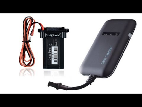 Global GPS Tracker Built in Battery for Car motorcycle cheap vehicle tracking By software and APP