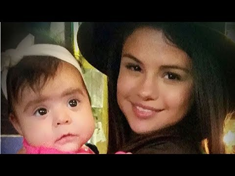 Selena Gomez Gives an INSPIRING Message to Her Little Sister in Instagram Video