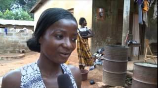 RTI: Bouaké : Le ministre d'Etat Ahoussou Jeannot donne de l'eau potable à Sinanvessou