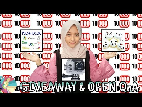 Thanks For CEBAN Subscribers || GIVEAWAY & OPEN QnA