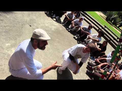 RODA DE CAPOEIRA - ANGOLEIROS DO SERTÃO