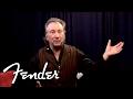 Capture de la vidéo Jim Messina Shares His Strat Memories | Fender