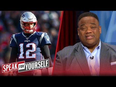 Let's have a moment of silence for death of Patriots dynasty — Whitlock   NFL   SPEAK FOR YOURSELF