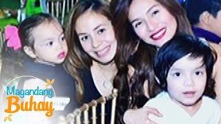 Magandang Buhay: Nikka reached out to Jennylyn
