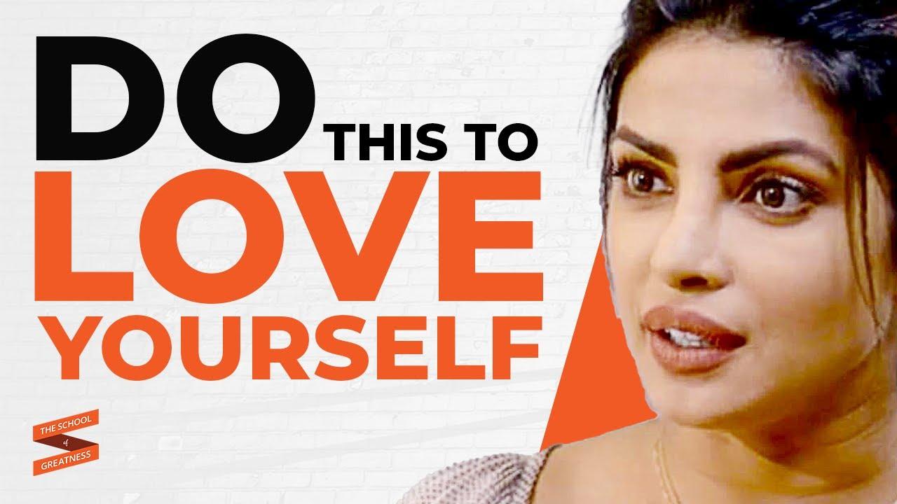 Priyanka Chopra Shares The SECRET To LOVING YOURSELF! | Lewis Howes