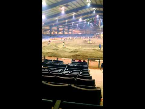 Shelbyville Tn Calsonic Arena Winter Victory Sport