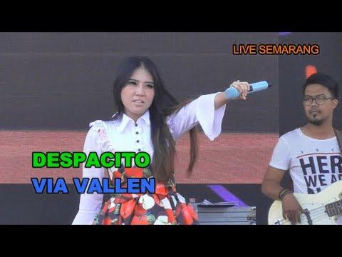 Via Vallen - Despacito Koplo | Live Semarang