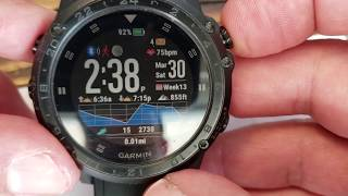 Garmin Tactix Charlie Smartwatch Review - Great for Apocalypse, Preppers, or Survivalists