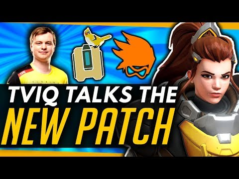 Overwatch | Tviq Breaks Down the NEW PATCH - What You Need To Know! thumbnail