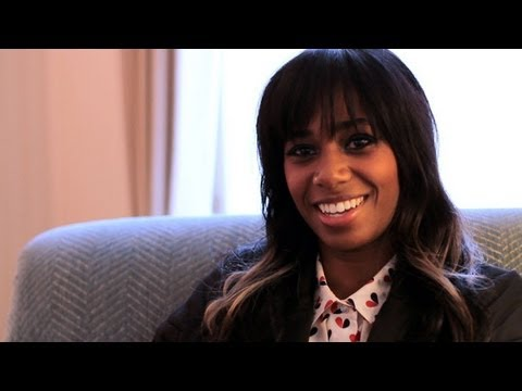 Santigold tells us about farts, four legs and a bit about ...