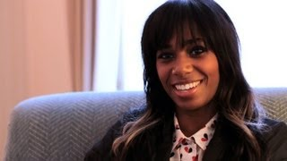 Santigold tells us about farts, four legs and a bit about her new album