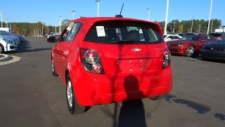 2015 Chevrolet Sonic Durham, Chapel Hill, Raleigh, Cary, Apex, NC GP10931