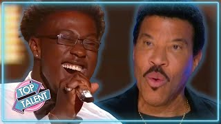 SENSATIONAL SOUL Singing Auditions On American Idol 2021! | Top Talent