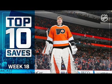 Top 10 Saves from Week 18