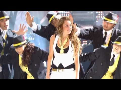 Miley Cyrus - Fly On The Wall Live Performance From Disney Channel Games