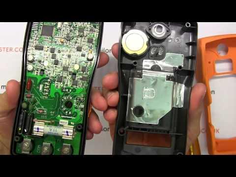 Review: Pt 2 - Agilent U1232A Multimeter
