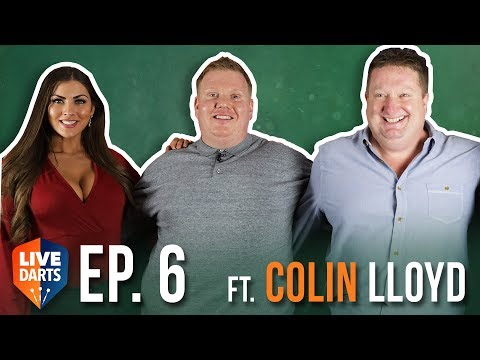 Live Darts TV Episode Six - Colin Lloyd, Paul Nicholson and Daniella Allfree