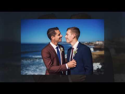Stan and Dan - A wedding in San Diego California - San Diego Gay Wedding Photographer