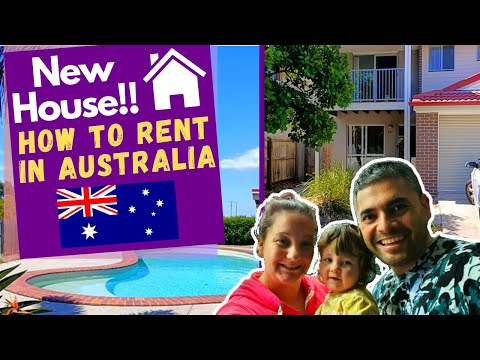Our New House | How To Rent A House In Australia | Brisbane Australia Blog