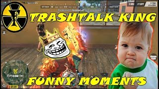TRASHTALK KING | RULES OF SURVIVAL FUNNY MOMENTS | RULES OF SURVIVAL PH | WTF MOMENTS