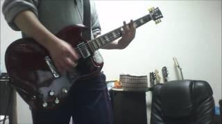お久しぶりの投稿でございます。 この曲のギターソロが大好きです。