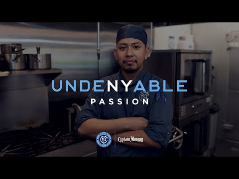 undeNYable PASSION | Lalo Ortega Munoz Cooking and Cheering For the City