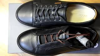 видео Кеды ECCO SOFT 2.0 206503/01007 | Цена 7590 руб.| Купить в интернет-магазине ecco-shoes.ru