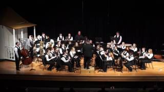 Heath High School Concert Band - Where the Black Hawk Soars by Robert Smith