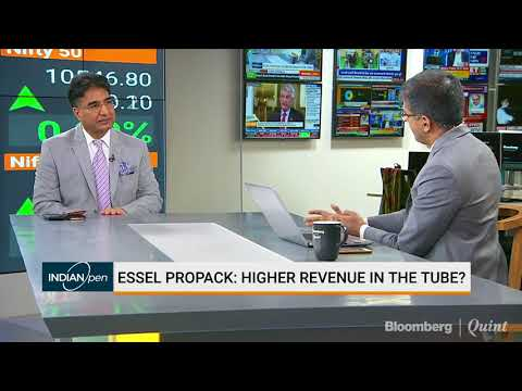 Essel Propack Expect Good Growth From India Going Forward