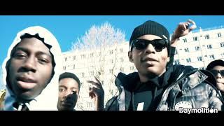Kams feat 4 keus gang - C'est la vie qu'on mène I Daymolition thumbnail