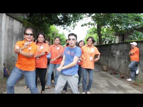 LGU Paracale Gangnam Style