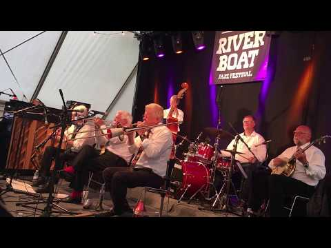 "The Red Wing Band (S) ""Don`t Leave Me Now"" Riverboat Jazz Festival Silkeborg 23.06.2017"