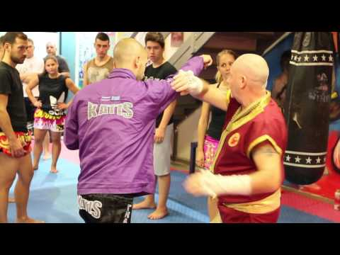 Muay Boran Grand Master Kevin Lloyd (part 1)