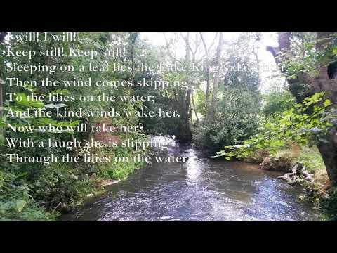 Water-Lilies [AA Milne poem set to music]