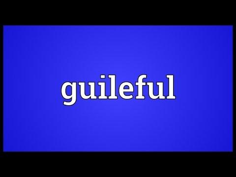 Header of guileful