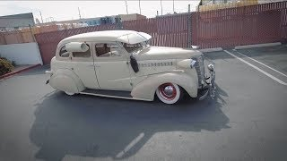 1938 Chevrolet Master 85 Series By Danny Rodriguez - Lowrider Roll Models Ep. 27