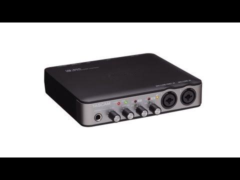 Midi Computer Recording Interface | Tascam US-200