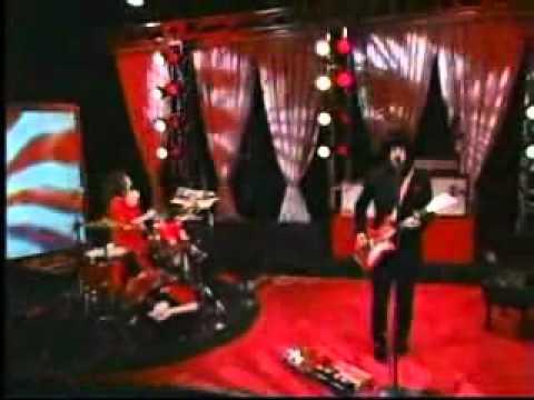 The White Stripes Denial Twist Live