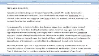 Civil Procedure   Beyond the Text  Study Guides for First Year Classes    Washington   Lee University LibGuides at Washington and Lee University