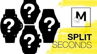 Split Seconds: The Top 5 Most Innovative Watches of the Past 5 Years
