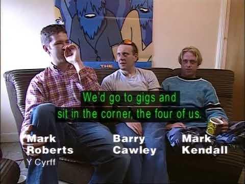 Ankstmusik - Y Sîn Roc Gymraeg 1985-1998 (English Subtitles)