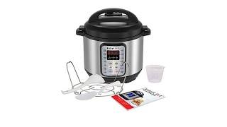 Instant Pot Viva 6Quart 9in1 Programmable Pressure Cooker