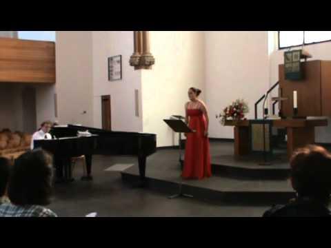 "G.Bizet ""Carmen"" Seguidilla. Katja Becker"
