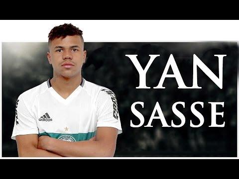 Yan Sasse - Meia Atacante - Coritiba