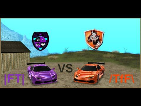 Fellow Team vs The favoured Few / |FT| vs /TfF\ 06.06.2015 MTA:SA DM Clan War