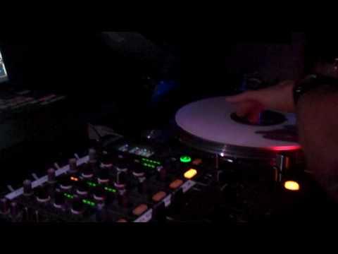DJ Solomon Stayin Alive Routine at Rok Box 2-16-09